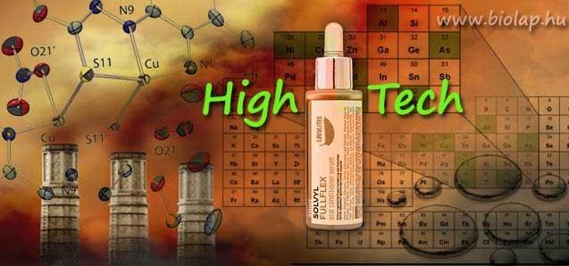 Solvyl méregtelenítés High-Tech szinten Solvyl series Fullflex Lavylites termékek
